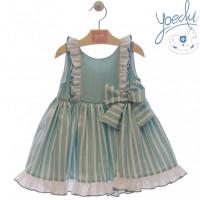 Vestido infantil Pensamientos 0513 YOEDU