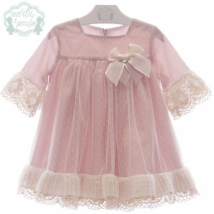 Vestido infantil Afrodita 0514 MARTA Y PAULA
