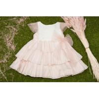 Vestido infantil Agata. MARTA Y PAULA. 0514