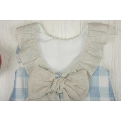 Vestido infantil Pedralbes 0515 YOEDU