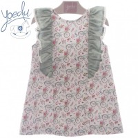 Vestido infantil Bolonia 0522 YOEDU