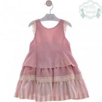 Vestido infantil Muñeca 0524 MARTA Y PAULA