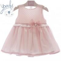 Vestido infantil Elba 0525 YOEDU