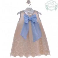 Vestido infantil Cromos 0527 MARTA Y PAULA