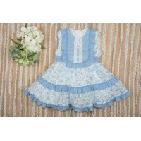 Vestido infantil Zarzuela. YOEDU. 0531