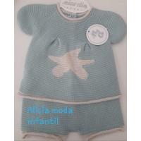 conjunto pantalon   Corto Marbella 10527 NICO DINGO