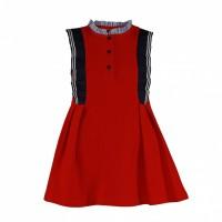 Vestido niña 1401 MIRANDA