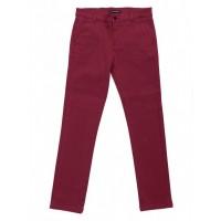 Pantalón chino burdeos básico 4777 SPAGNOLO