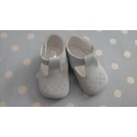 zapatos pepito celeste 7127 NOA BABY