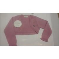 chaqueta niña rosa tamarisco DOLCE PETIT 2200R color 80