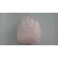 mochila plastificada rosa 924 ARTESANIA CHARI