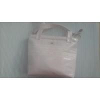 Bolso panera plastifiCada rosa ARTESANIA CHARI  924