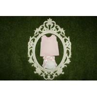 Conjunto ranita Valparaiso rosa 1816 YOEDU