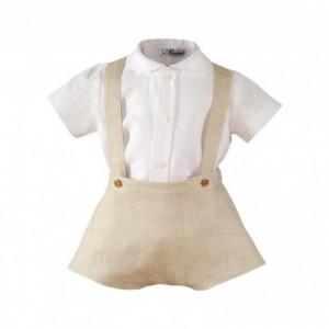 Conjunto bebé niño 0188 MIRANDA