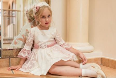 Vestido infantil niña 2200 DOLCE PETIT