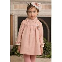 Vestido infantil niña 2201. DOLCE PETIT
