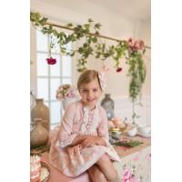 Vestido infantil niña. 2202V  DOLCE PETIT