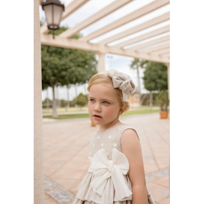 Vestido infantil niña 2205 DOLCE PETIT