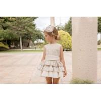 Vestido infantil niña 2206 DOLCE PETIT