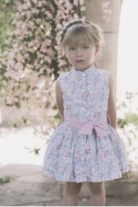 vestido niña DOLCE PETIT 2207v