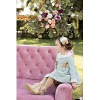 Vestido infantil niña 2215 V DOLCE PETIT