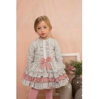 Vestido infantil niña 2216 DOLCE PETIT