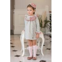 Vestido infantil niña. 2217. DOLCE PETIT