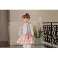 Vestido infantil niña 2218 DOLCE PETIT