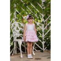 Vestido infantil niña 2227 DOLCE PETIT