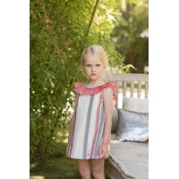 Vestido infantil niña 2229 DOLCE PETIT