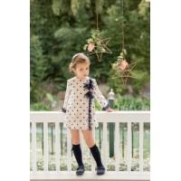 Vestido infantil niña 2231 DOLCE PETIT