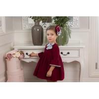 Vestido infantil niña. 2232. DOLCE PETIT