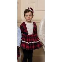 Vestido infantil niña 2244 DOLCE PETIT