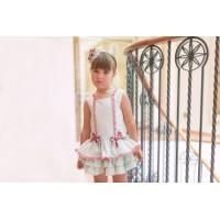Vestido infantil niña 2246 DOLCE PETIT