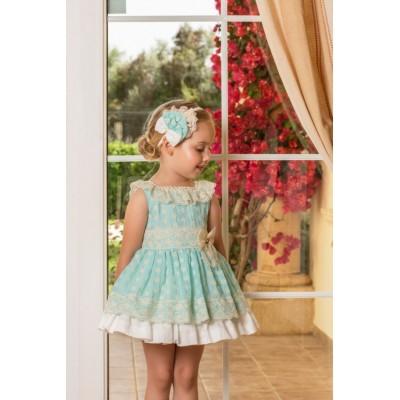 Vestido infantil niña 2249 DOLCE PETIT