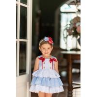 Vestido infantil niña 2262 DOLCE PETIT