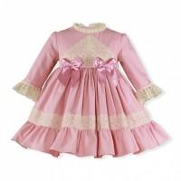 Vestido infantil 0227 MIRANDA