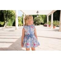 Vestido infantil niña 2294 DOLCE PETIT