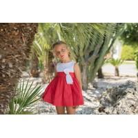 Vestido infantil niña 2299 DOLCE PETIT