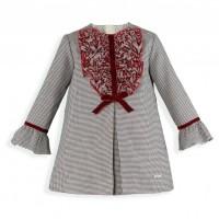 Vestido infantil 0280 MIRANDA