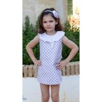 Vestido niña 2816 DBB
