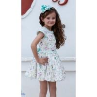 Vestido niña 2903 DBB