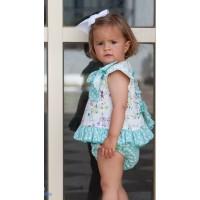 Vestido bebé 2904 DBB
