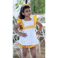 Vestido niña 3102 DBB
