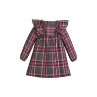 Vestido Eve Children 3609VE en tartan