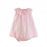 Vestido braguita bebé 0036 MIRANDA