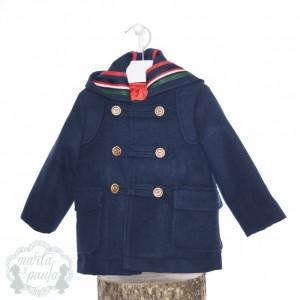 Trenka infantil  azul marino 4015 MARTA Y PAULA