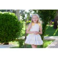 Vestido niña 4503 DBB