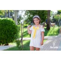 Vestido niña 4518 DBB
