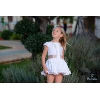 Vestido niña 4603 DBB